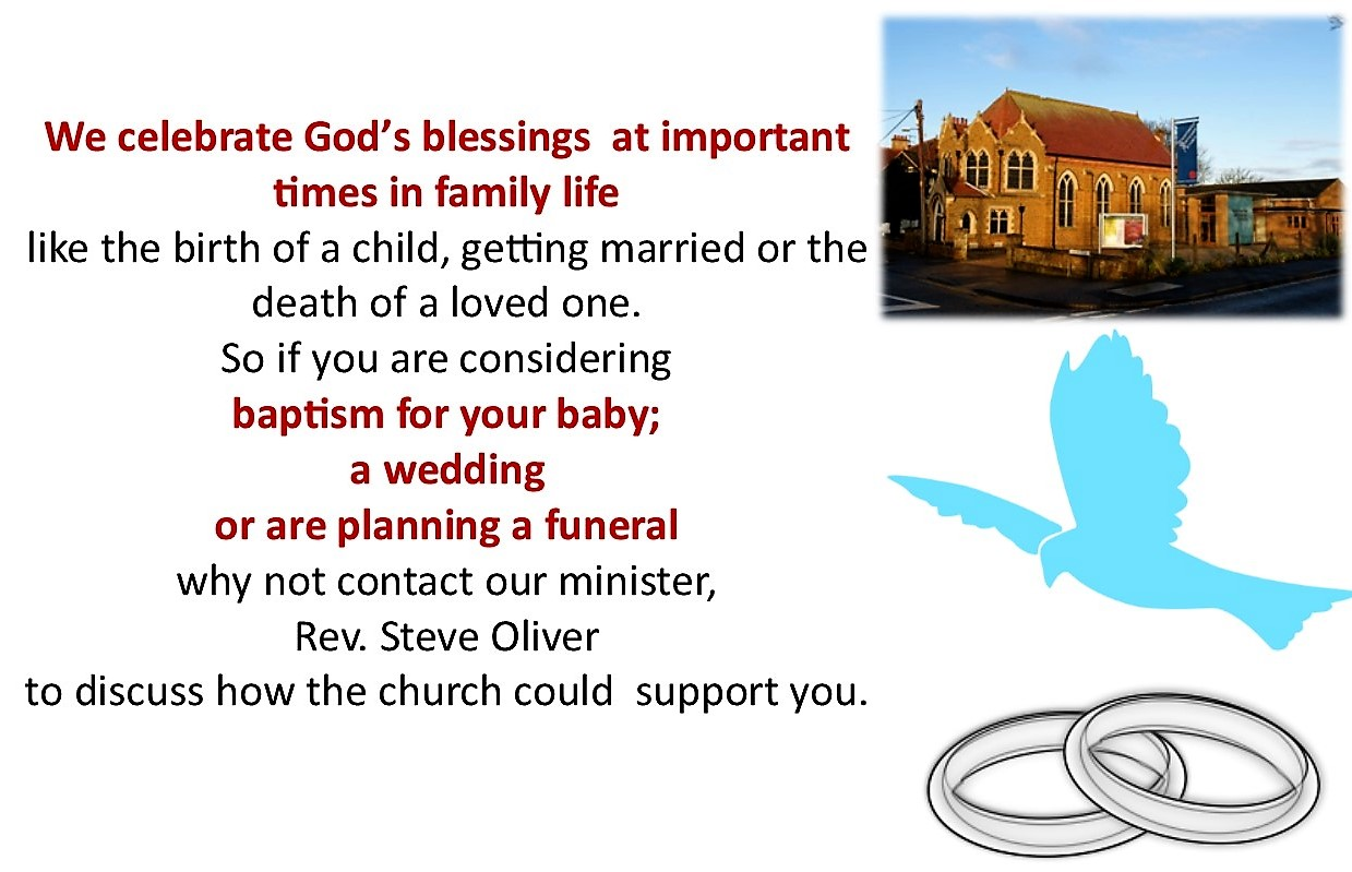 SEO Baptisms Weddings and Funerals